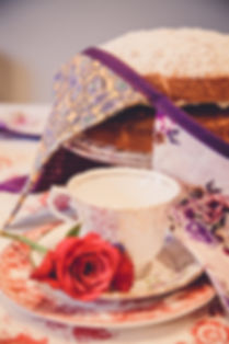 Vintage Cup and Cakes contact