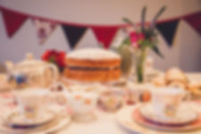 Vintage Cup and Cakes gallery