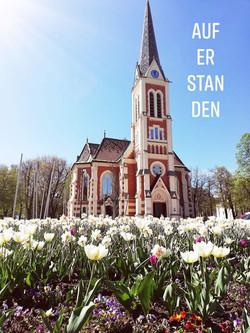 Kirche Ostern