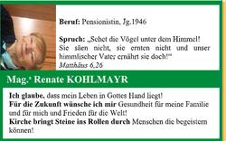 Renate Kohlmayr