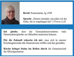 Gertrude Blümel