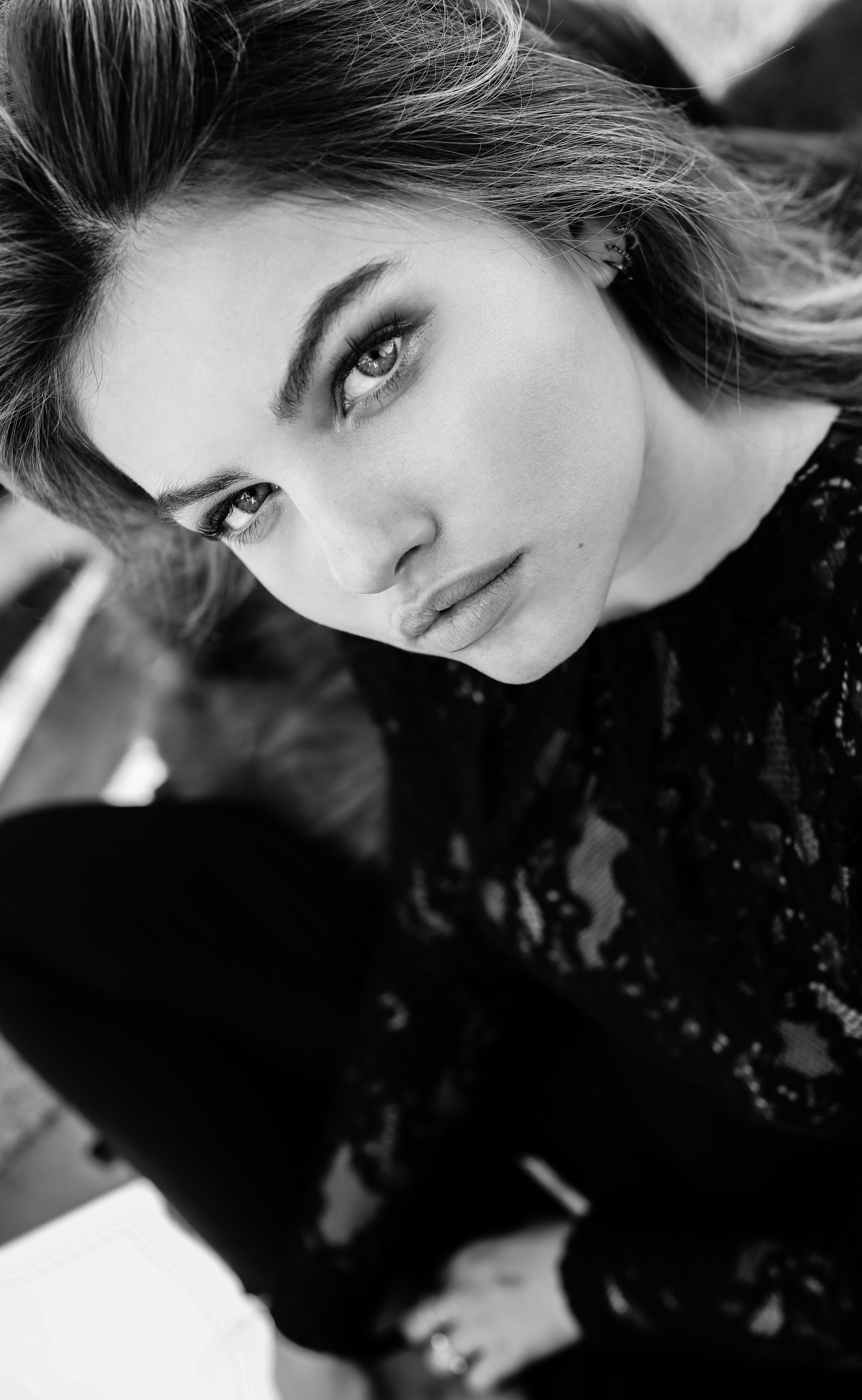 Thylane Blondeau by Isa Battaglin