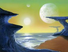 Distant Shores (Science Fiction)