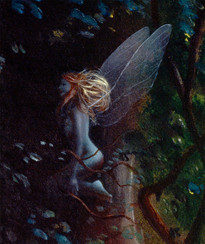 Fairies in the Tropics (detail)