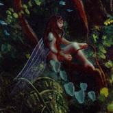 Fairies in the Tropics (detail)