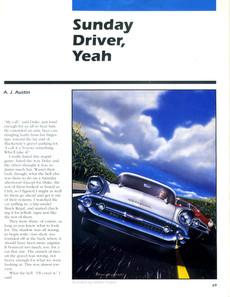 Sunday Driver, Yeah