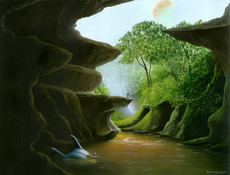 Mysterious Canyon