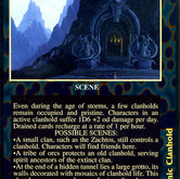 Draconic Clanhold card