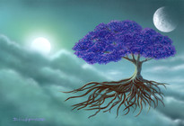 Flight of the Indigo Tree