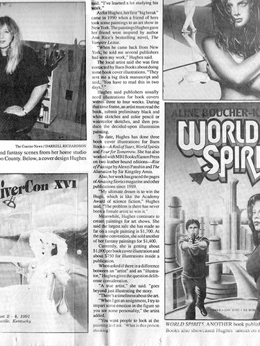 The Courier News 1992