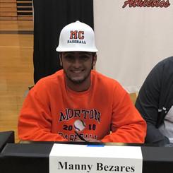 Manny Bezares