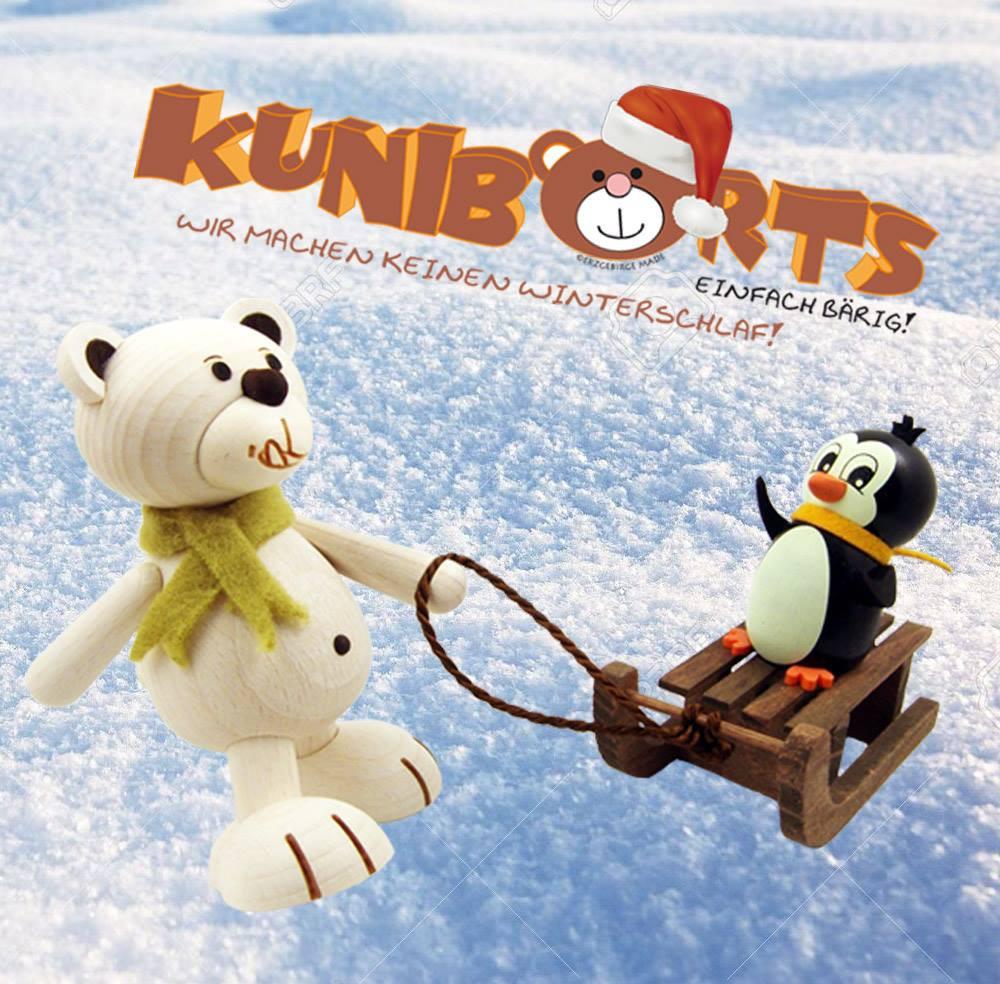 Pingooz Schlittentour mit Kunibärt