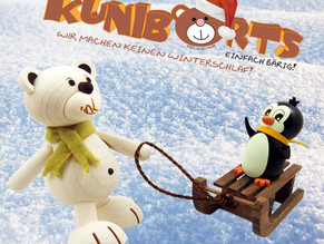 #Pingooz meets Kunibärt