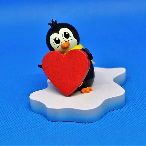 Herz Pinguin