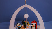 #PinguinPyramide