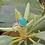 Thumbnail: Smaragd sølvring