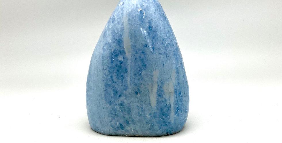 Blå Kalsitt