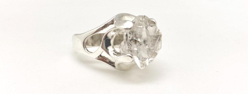 Herkimer Diamant ring