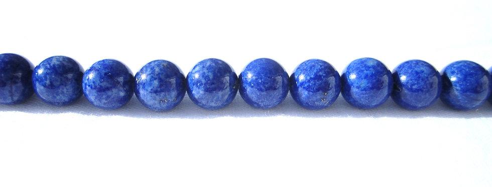 Lapis Lazuli kuler 8mm