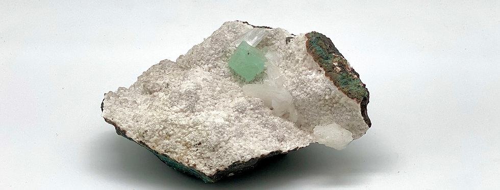 Grønn Apofyllitt
