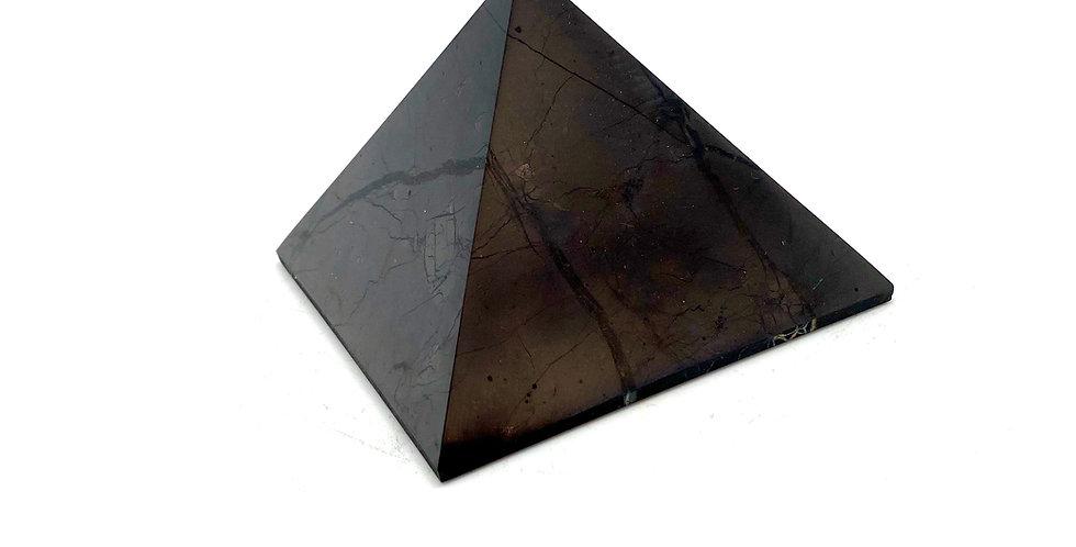 Shungitt pryramide flere størrelser