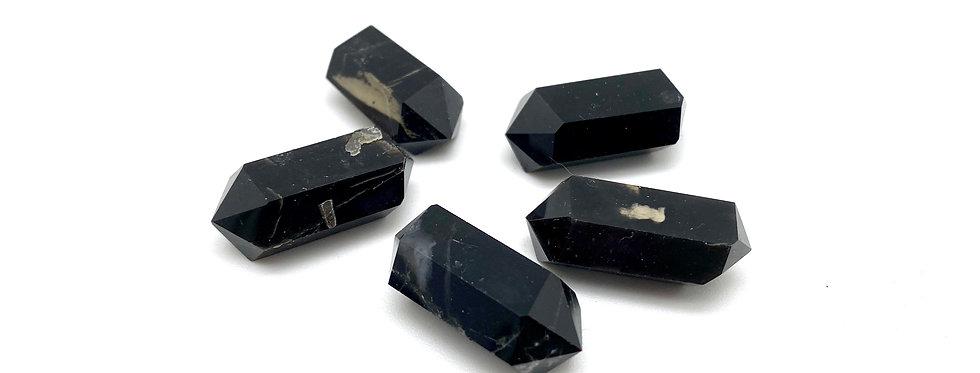 Obsidian Snowflake