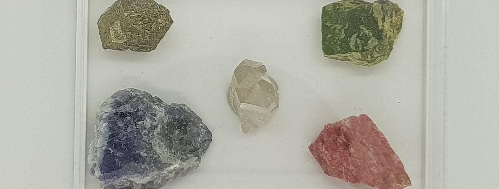 Norske Mineraler