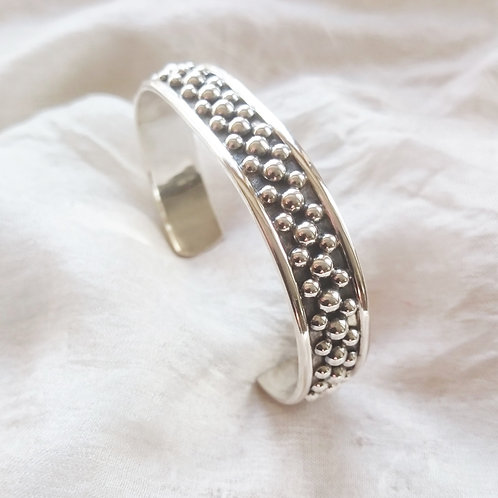 Armring i sølv