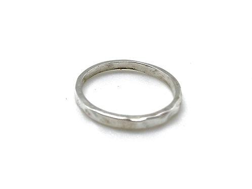 Liten sølvring