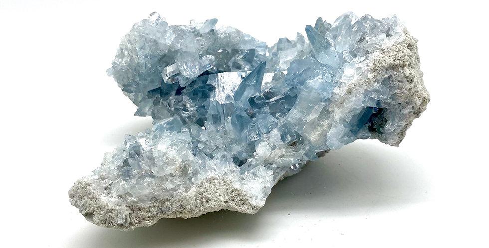 Celestine Geode