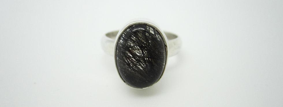 Rutilkvarts ring