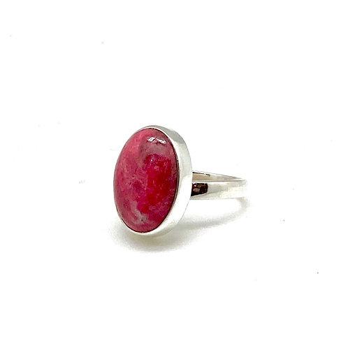 Thulitt ring