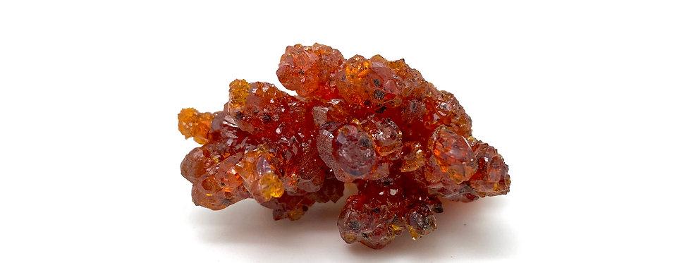 Zincit - Zincite cluster