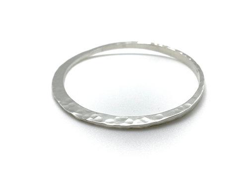 Sølvarmring