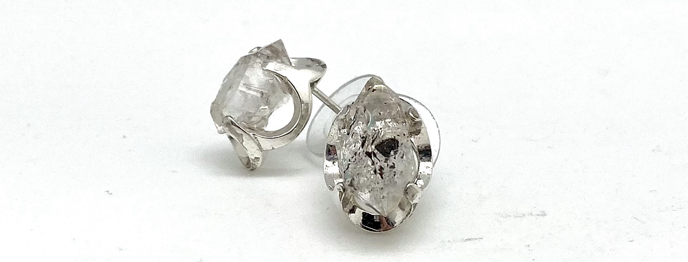 Herkimer Diamant øreheng