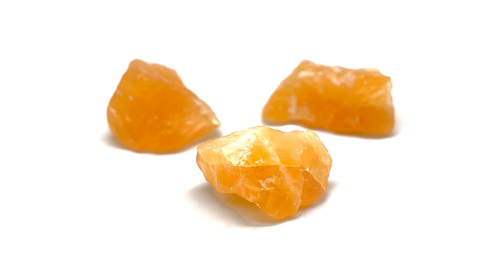 Orange Kalsitt