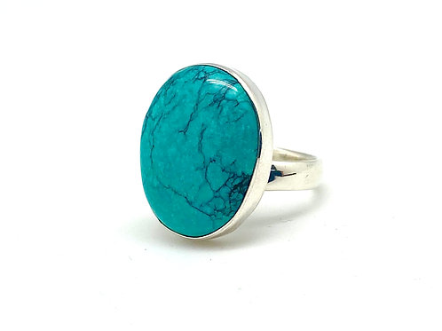 Turkis / Turquoise silverring