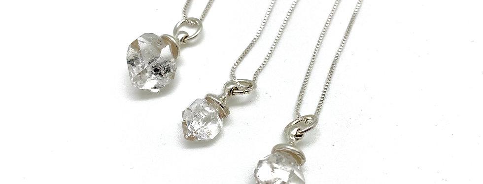 Herkimer Diamant anheng