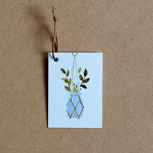 Macrame | set 2 labels