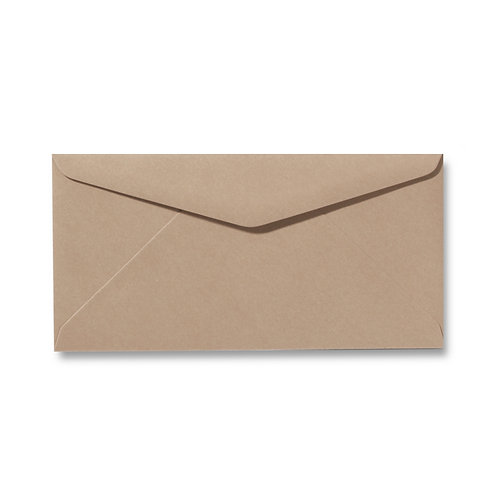 Envelop kraftpapier
