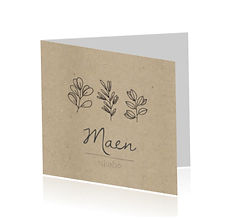 botanisch-geboortekaartje-kraftpapier-ka