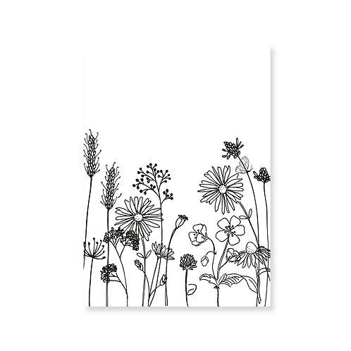 Poster botanisch