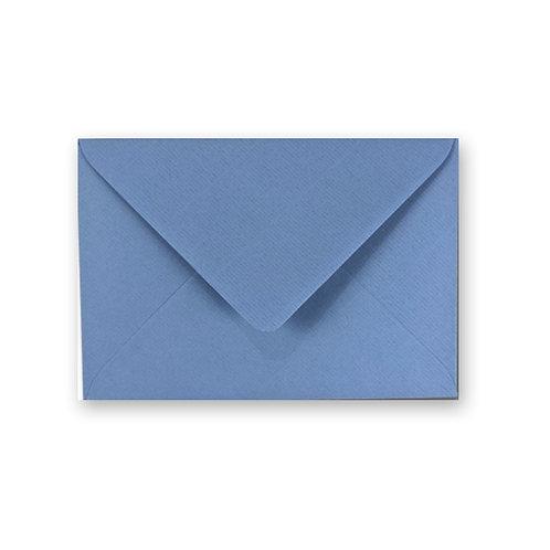 Envelop blauw textuur