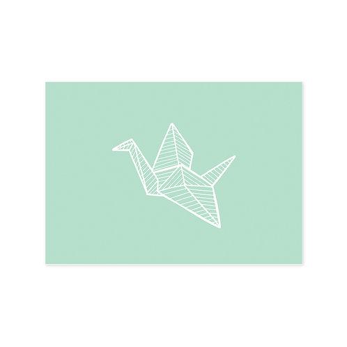 Kraanvogel | A6 | 4 stuk