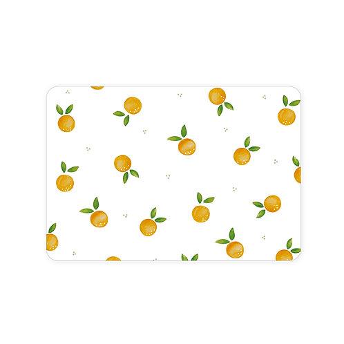 Sinaasappel | A6 | 4 stuks