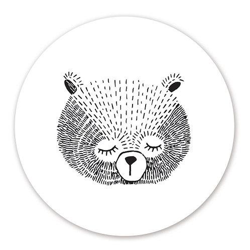 Sluitsticker beer | 48 stuks