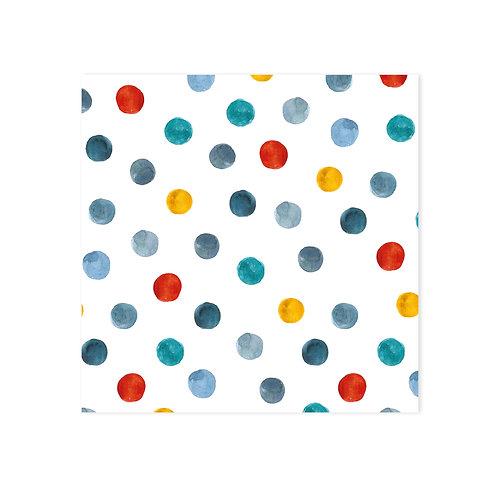 Dots | incl. envelop | 4 stuks