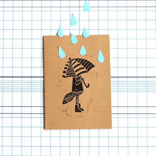 Kaart paraplu