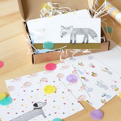Giftbox (10 ansichtkaarten) | 4 stuks