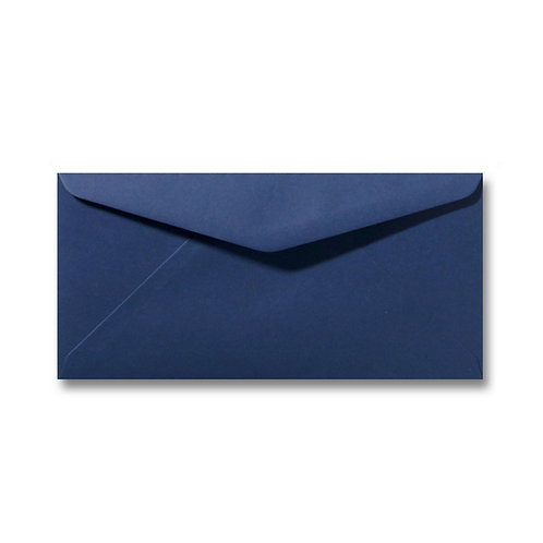 Envelop donkerblauw